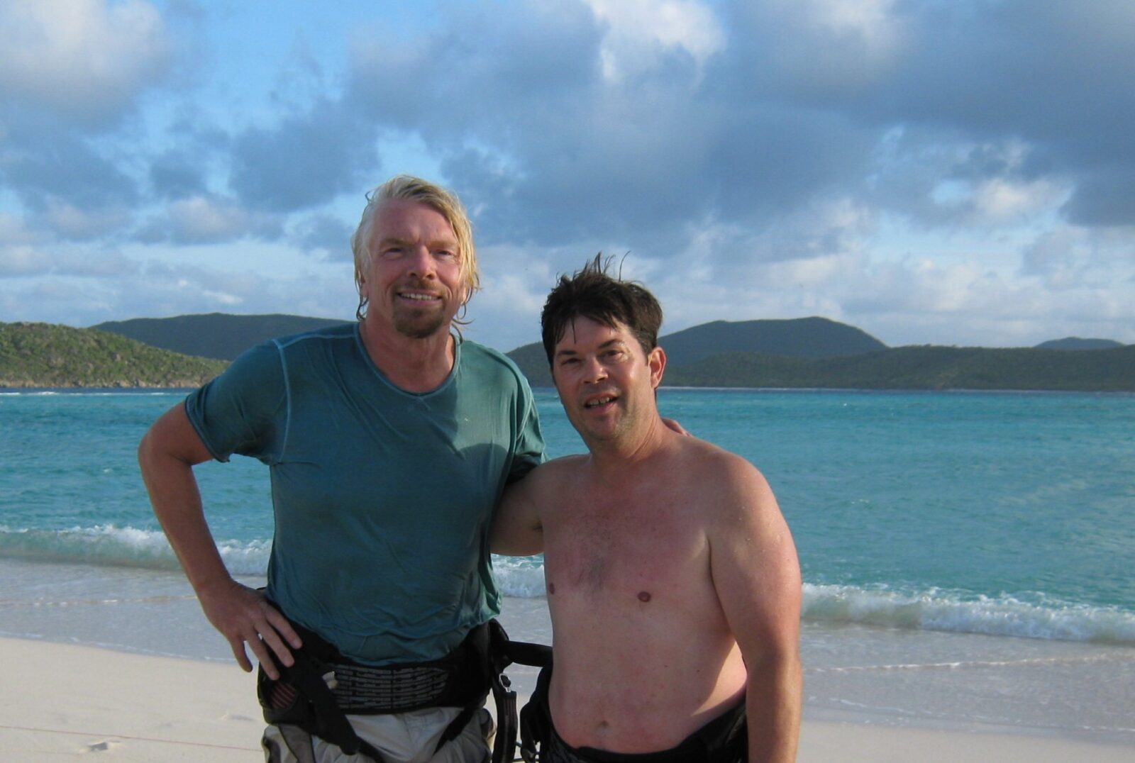 tourism tim warren and richard branson: tourism marketing project