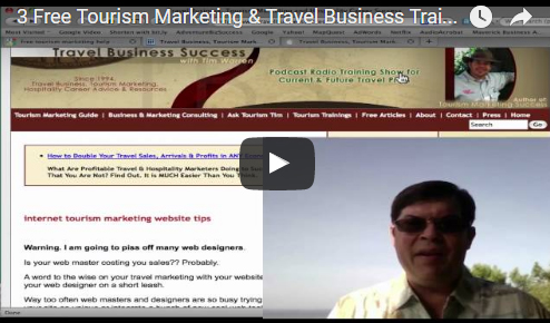 marketing strategies in hospitality and tourism Key words: competitive marketing strategy, hotel, services marketing, competitive   service sector industries include education, retailing, tourism and hospitality.