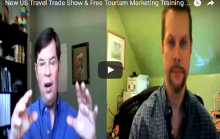 travel trade show marketing tips video with Tourism Tim Warren