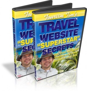 travel website marketing course