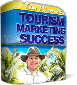 travel business marketing tips from Tourism Tim Warren