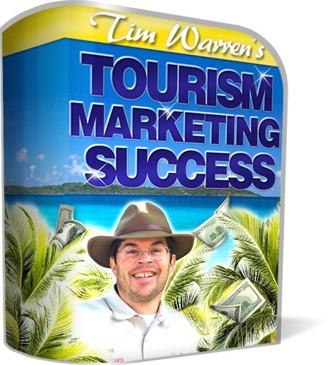 Press center Travel Business Tour operator marketing tips from Tourism Tim Warren
