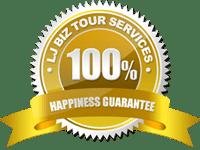 LJ Biz Thailand tours guarantee: tripadvisor marketing