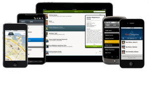 Tourism Business Mobile websites