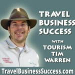 sell more travel with Tourism Tim
